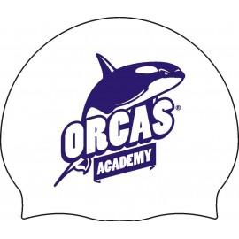 Gorro de natación ORCAS Academy
