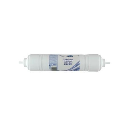 Cartucho de sedimento 5 mm c/espiga I